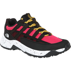 The North Face Trail Escape Crest Shoes Women tnf black/rose red